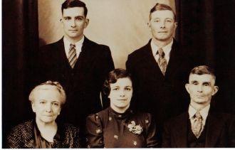 Everett Malone's Family