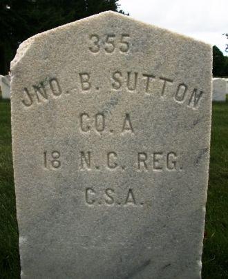 John Bunyon Sutton