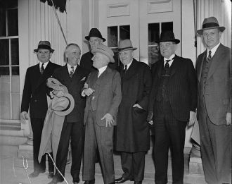 FDR Relief Program - New Deal