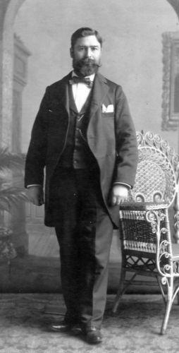 Alexander Macdonald 1908
