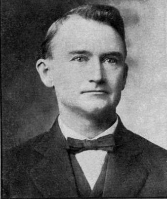 Thomas E. Goff, Texas, 1908