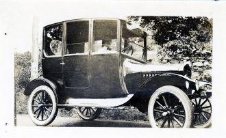 Howard Van Buskirk, 1920 Ford