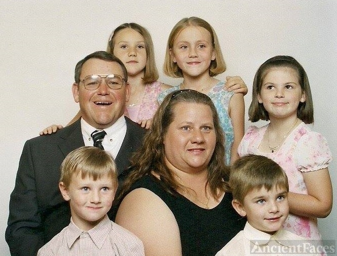 Donald Fred Meyers family