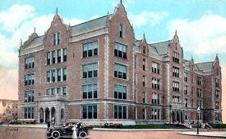 Bay Ridge High School