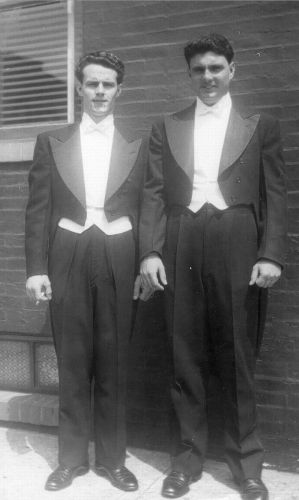 Harry & Charles Frampton, 1956