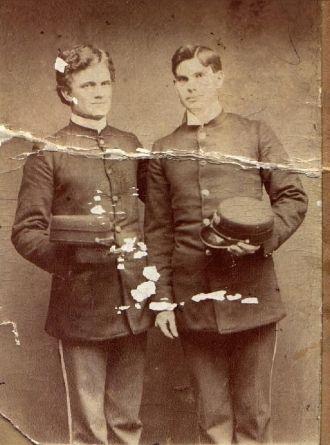 Coats and Wainwright