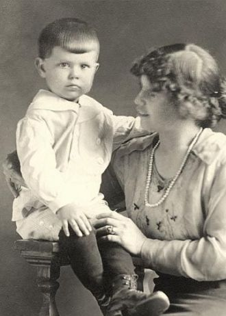 A photo of Blanche P Ervin