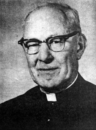 Fr, Ralph J. McMonagle/Cleve,Oh