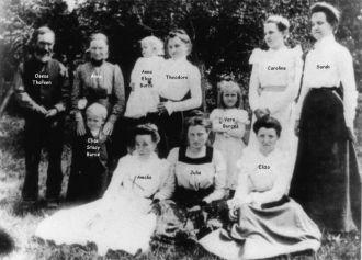 Thorsen Family