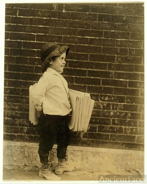 Newsboy, St. Louis MO