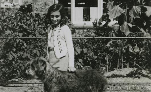 Anne Frank 1940