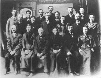 Jan Van Arkel, family and spouses