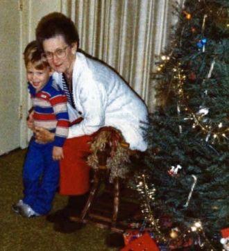 A photo of Eileen Constance (Tasker) Benning