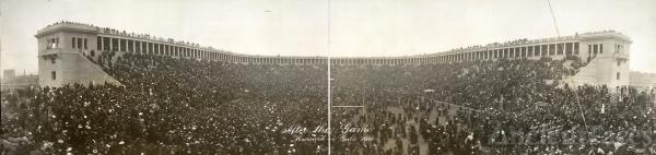 Harvard v Yale Football - 1911