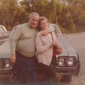 Charles and Lillian Diamond, 1973