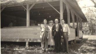 Jack Mason family