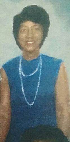 Mrs. Annie Bell Hammond Scott