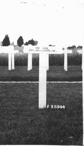 A photo of Dee Lash's Cross