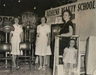 Athens Beauty School