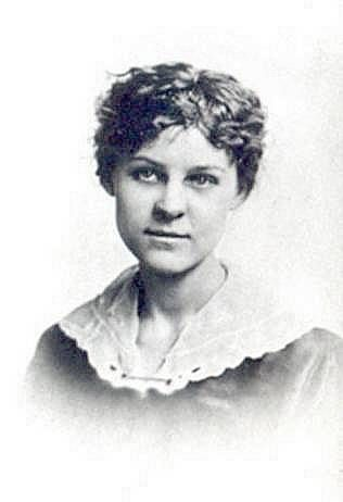 A photo of Marie Wagner