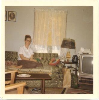 Cecily Roszell, Idaho 1969