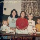 Becky, Pam, and Jamie Bradley, 1978