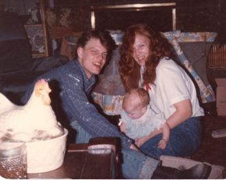 Scott Arthur McLeod and Family
