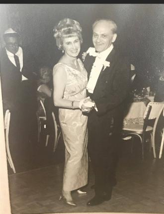 Albert and Sylvia Barkow