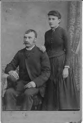 Will & Lizzie Zartman
