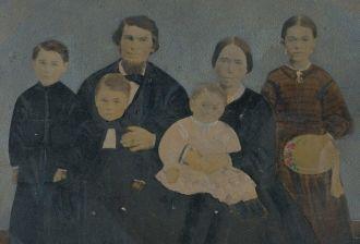 Remegius & Theckla (Leifeld) Borer family