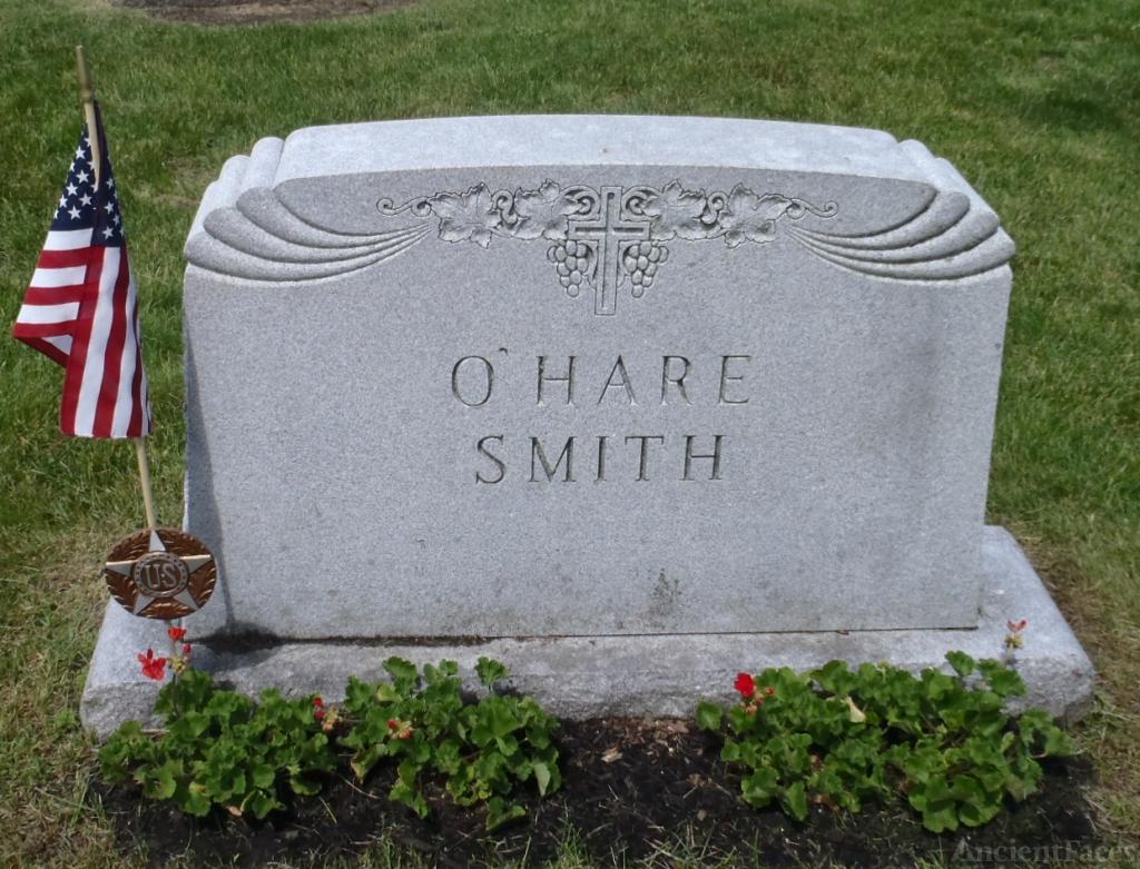 Michael Joseph O'Hare- gravestone front