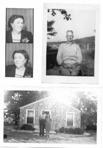 Vester & Nina Hudson of Jenkins, MO