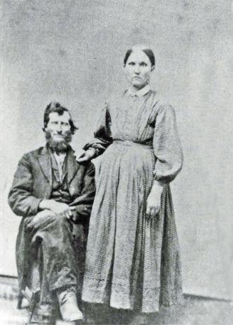 Jacob Keysor & Elizabeth Ralston Keysor