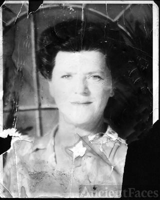 Gertie Mae (Dotson) Hager, West Virginia