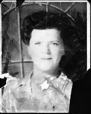 Gertie Mae (Dotson) Hager, West Virginia
