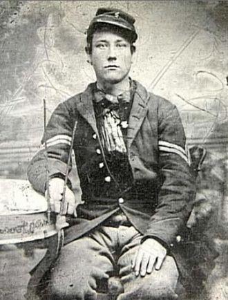 Joseph Henry Shafer, 1863