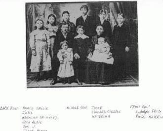 Jecmenek Family