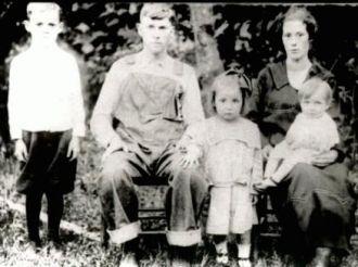 Moses Family Photo