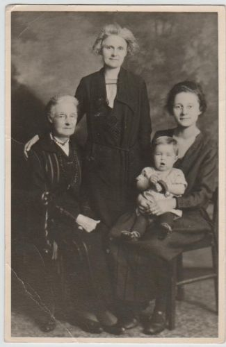 Edith Marion Julia Gould