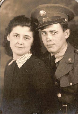 Dorothy Elizabeth Merritt Hannigan & James Edward Hannigan [Maine]