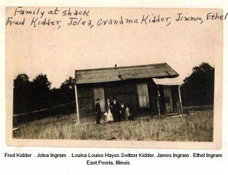 Kidder - Ingram family