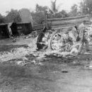 B-24 Destroyed