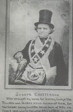Joseph Henry  Chatterson