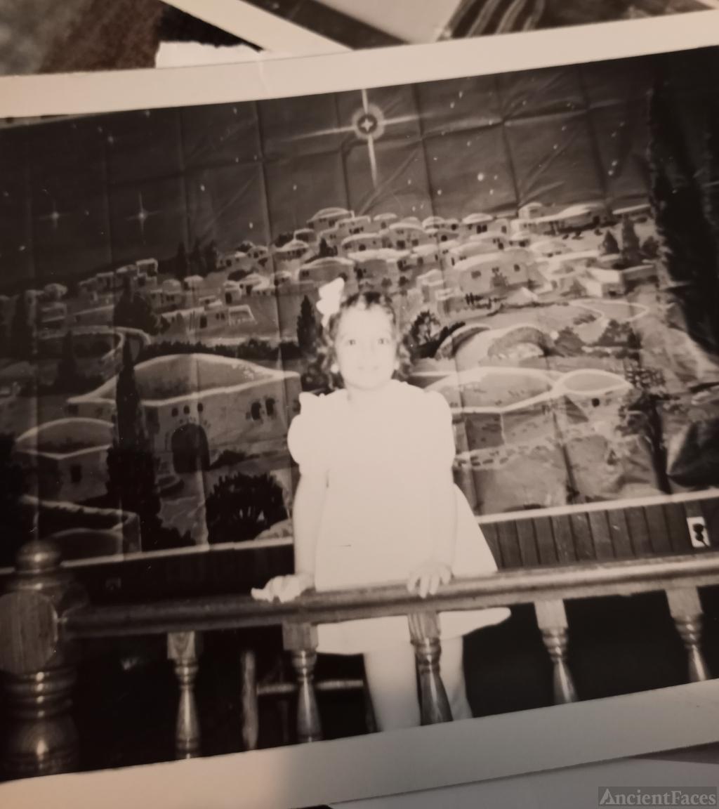 She loved singing in church