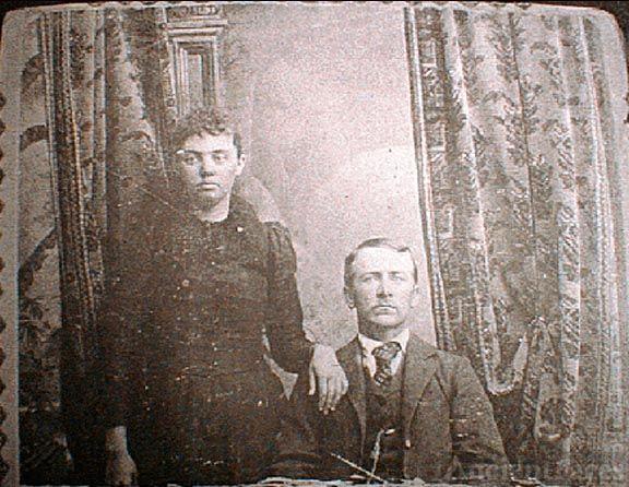 My Crumley Grandcestors