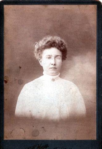 Unknown woman from Philadelphia, PA
