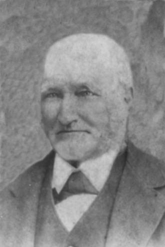 James Madison Bradford