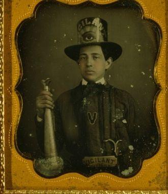 Vigilant Fire Company - Baltimore 1850