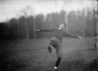 Georgetown vs Virginia football, 1912