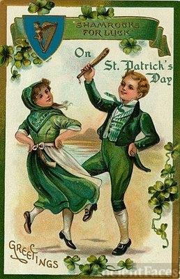 Shamrock for Luck - St. Patrick's Day
